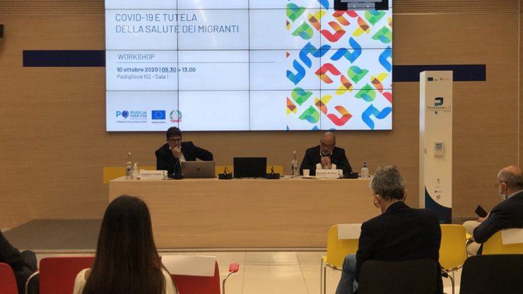Covid-19 e tutela della salute dei migranti, le strategie della Regione Puglia