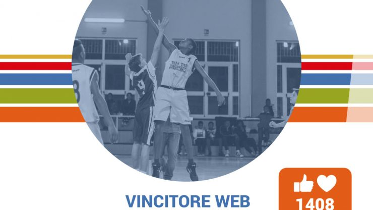 """""""In buone mani"""", la storia di TAM TAM Basketball, vince il premio web di """"Oltre il ghetto"""""""