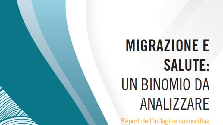"""Prevenzione 4.0, online il report """"Migrazione e Salute: un binomio da analizzare"""""""