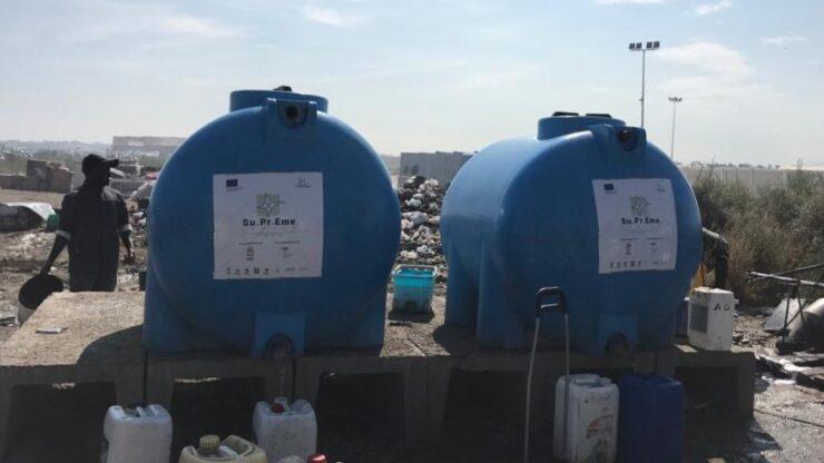 Regione Puglia, ulteriori 500mila euro per l'acqua potabile negli insediamenti informali