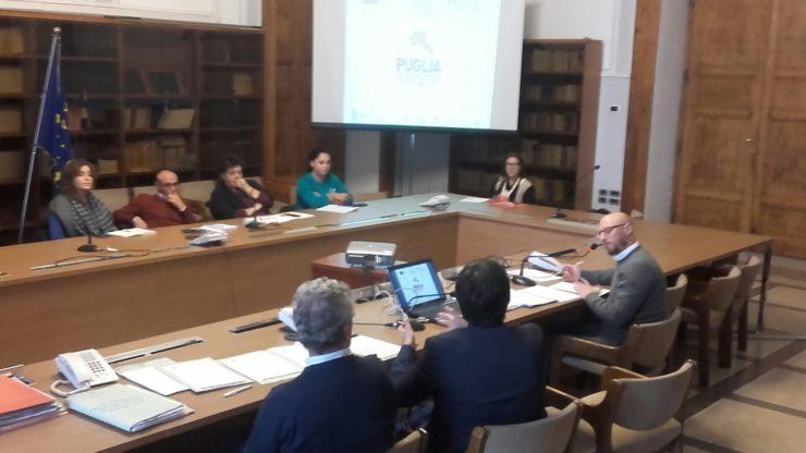 Taranto, seminario regionale in Prefettura. Cooperative learning con i partecipanti del Consiglio Territoriale per l'Immigrazione