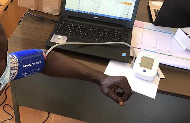 Prevenzione sanitaria e innovazione tecnologica a Casa Sankara con i fondi del FAMI SALUTE
